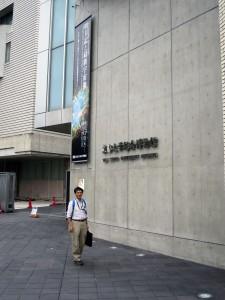 博物館前1